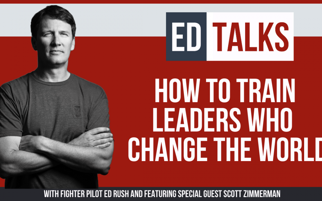 How to Train Leaders Who Change the World